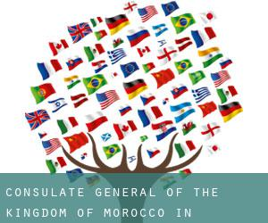 Consulate General of the Kingdom of Morocco in Frankfurt, Germany