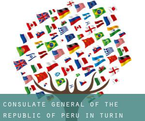 Consulate General of the Republic of Peru in Turin, Italy