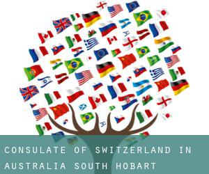 Consulate of Switzerland in Australia (South Hobart)