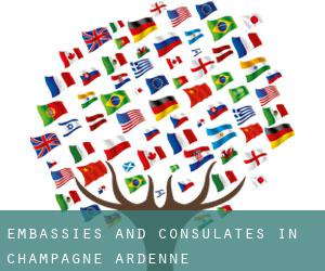 Embassies and Consulates in Champagne-Ardenne