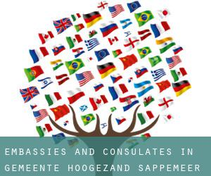 Embassies and Consulates in Gemeente Hoogezand-Sappemeer