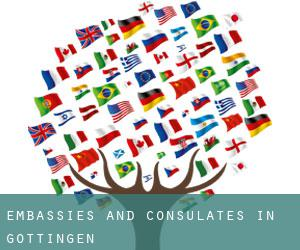 Embassies and Consulates in Göttingen