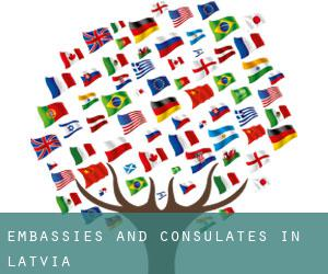 Embassies and Consulates in Latvia