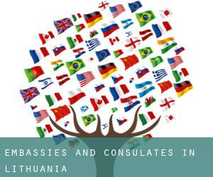 Embassies and Consulates in Lithuania