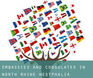 Embassies and Consulates in North Rhine-Westphalia