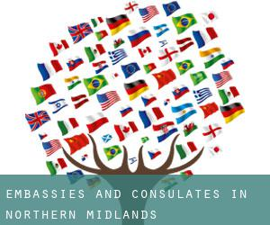 Embassies and Consulates in Northern Midlands