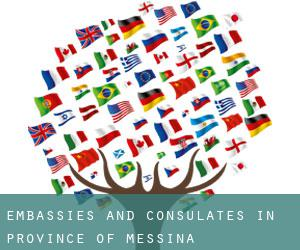 Embassies and Consulates in Province of Messina