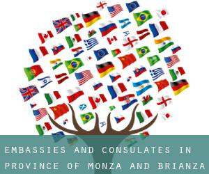 Embassies and Consulates in Province of Monza and Brianza