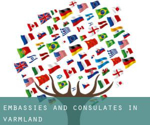 Embassies and Consulates in Värmland