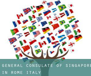 General Consulate of Singapore in Rome, Italy