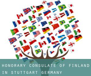 Honorary Consulate of Finland in Stuttgart, Germany