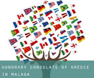 Honorary Consulate of Greece in Malaga