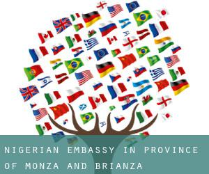 Nigerian Embassy in Province of Monza and Brianza